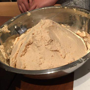 大船渡の大豆で味噌作り教室