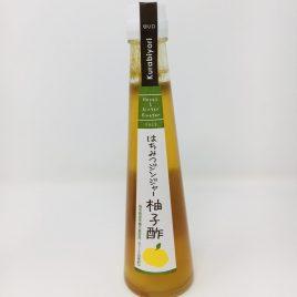 はちみつジンジャー柚子酢